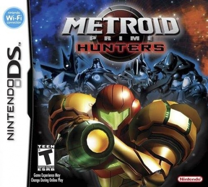 Metroid Prime - Hunters (Clone) - Nintendo DS (NDS) rom