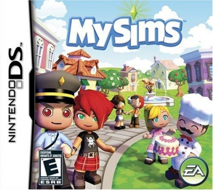 MySims - Nintendo DS (NDS) rom download | WoWroms com