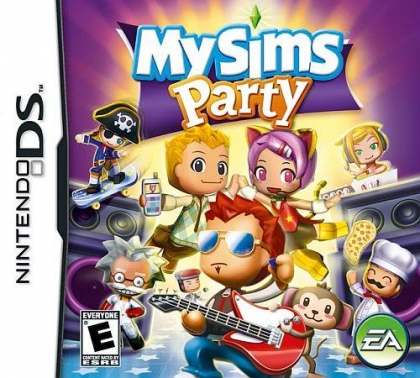 MySims - Party image
