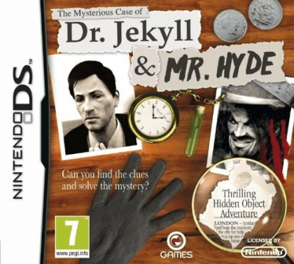 Mysterious Case of Dr. Jekyll & Mr Hyde [Europe] image