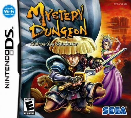 Mystery Dungeon - Shiren the Wanderer image