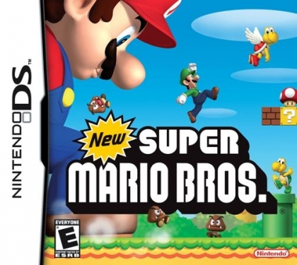 New Super Mario Bros - Nintendo DS (NDS) rom download