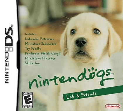 Nintendogs: Lab & Friends (Clone) image