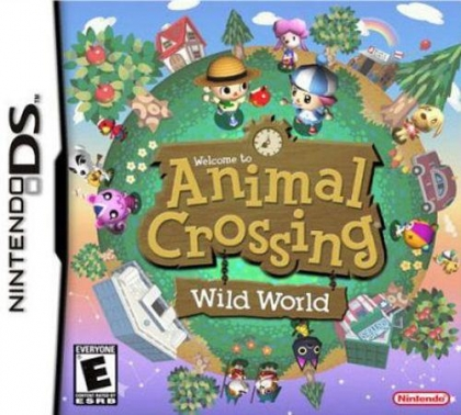 Welcome to Animal Crossing - Wild World - Relay Station image