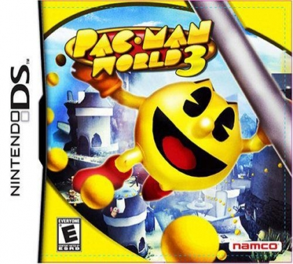 Pac-Man World 3 - Nintendo DS (NDS) rom download | WoWroms com