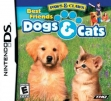 Логотип Emulators Paws & Claws - Best Friends - Dogs & Cats