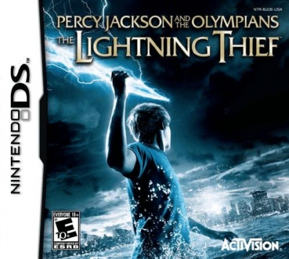 Percy Jackson and the Olympians - The Lightning Thief image