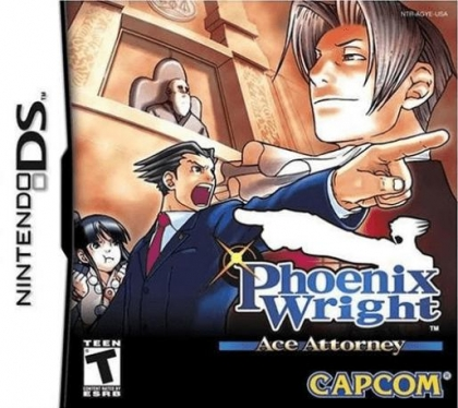 Phoenix Wright - Ace Attorney - Justice for All image