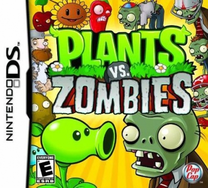 Plants vs [Europe] - Nintendo DS (NDS) rom download | WoWroms com