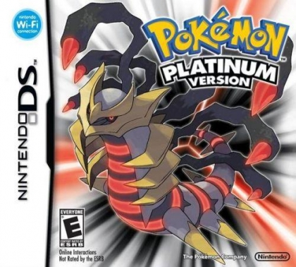 Pokemon - Platinum Version image
