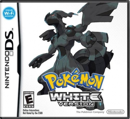Pokémon: White Version (Clone) image