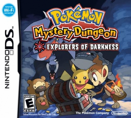 Pokemon Mystery Dungeon - Explorers of Darkness image