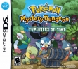 logo Emulators Pokemon Mystery Dungeon - Explorers of Time (Clone)