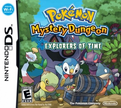 Pokemon Mystery Dungeon - Explorers of Time (Clone) image