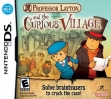 logo Emuladores Professor Layton and the Curious Village