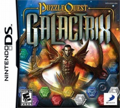 Puzzle Quest : Galactrix - Nintendo DS (NDS) rom download