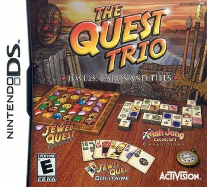 The Quest Trio - Jewels, Cards and Tiles image