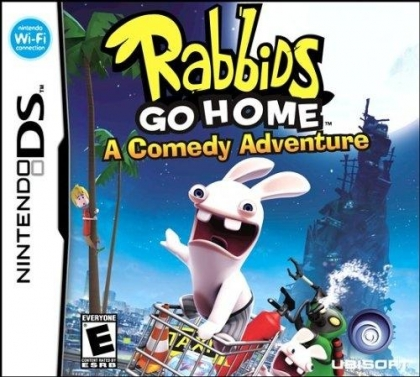 Rabbids Go Home - A Comedy Adventure image