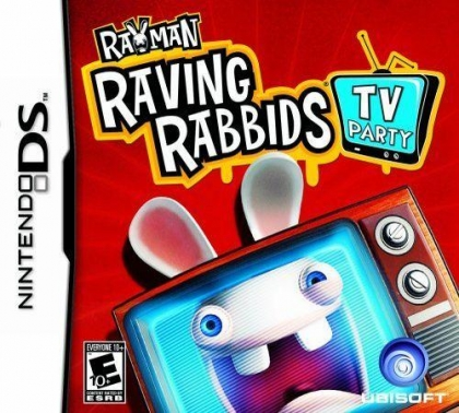 Rayman - Raving Rabbids - TV Party image