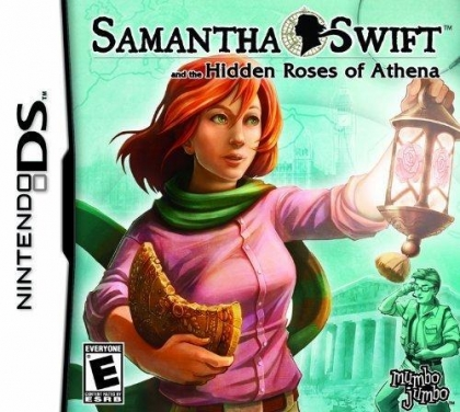 Samantha Swift and the Hidden Roses of Athena image