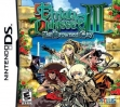 logo Emuladores Etrian Odyssey III - The Drowned City