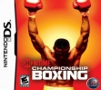 logo Emulators Showtime Championship Boxing