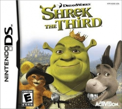Shrek the Third - Nintendo DS (NDS) rom download | WoWroms