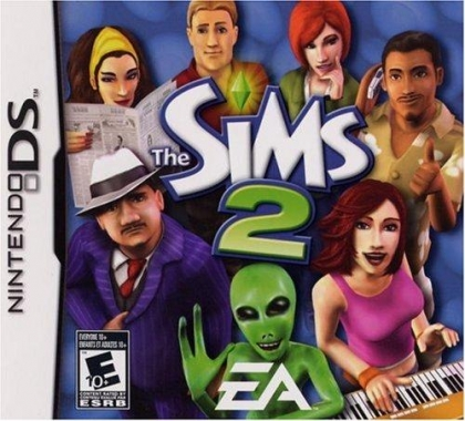 my sims nds rom