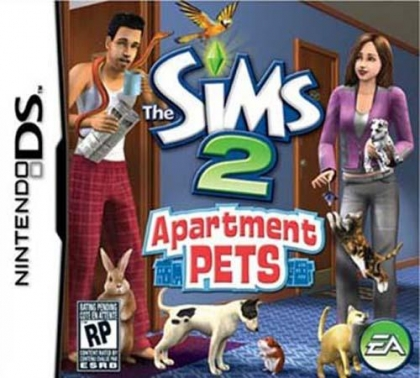 2603 sims 2 apartment pets, the (dsrp) nds rom free download.