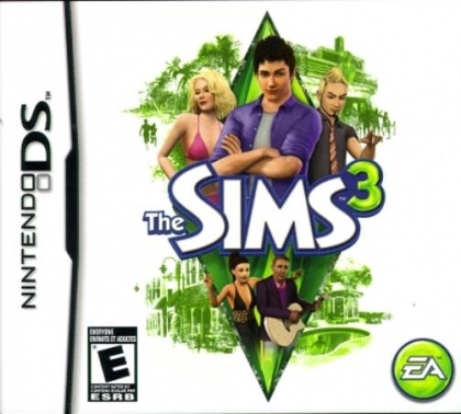 The Sims 3 [Europe] - Nintendo DS (NDS) rom download