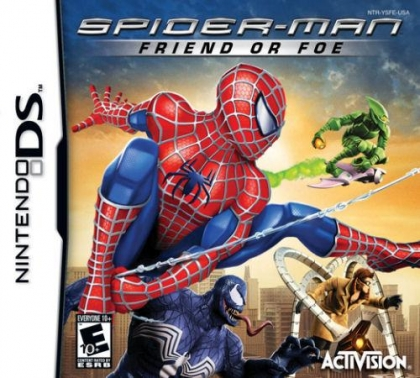 Spider-Man - Friend Or Foe image