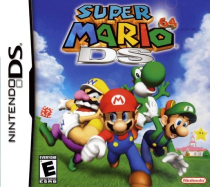 Super Mario 64 DS (Clone) - Nintendo DS (NDS) rom download
