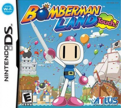 Touch! Bomber Man Land - Star Bomber no Miracle World [Japan] image