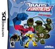 logo Emulators Transformers Animated : Le Jeu [USA]