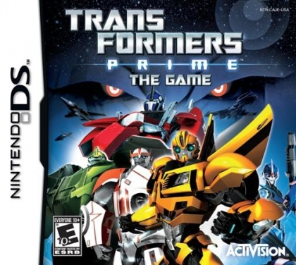 Transformers Prime - Nintendo DS (NDS) rom download