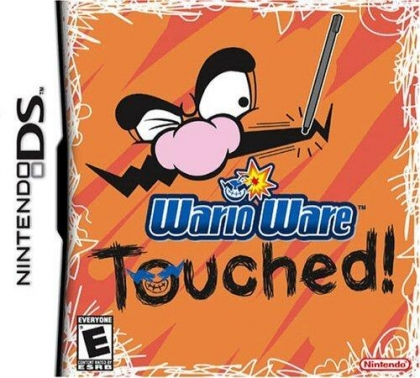 WarioWare - Touched! (Clone) - Nintendo DS (NDS) rom