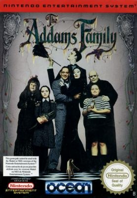 The Addams Family [Europe] image