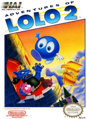 Adventures of Lolo 2 [Europe] image