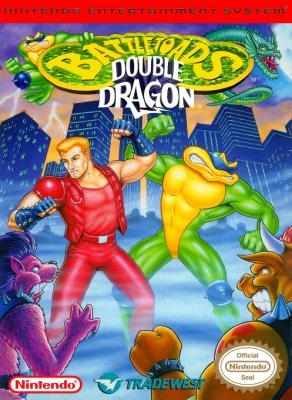 Battletoads Double Dragon Usa Nintendo Entertainment System Nes Rom Download Wowroms Com