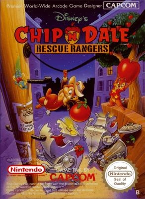 chip n dale nes rom download