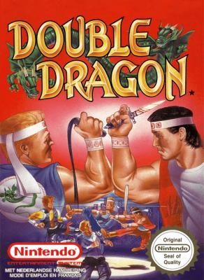 Double Dragon Europe Nintendo Entertainment System Nes Rom Download Wowroms Com