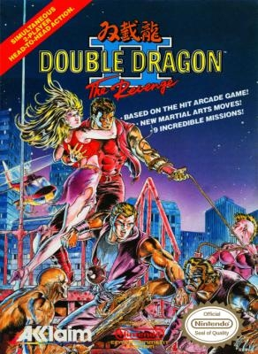 Double Dragon Ii The Revenge Usa Nintendo Entertainment System Nes Rom Download Wowroms Com