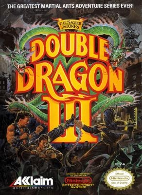 Double Dragon Iii The Sacred Stones Usa Nintendo Entertainment System Nes Rom Download Wowroms Com