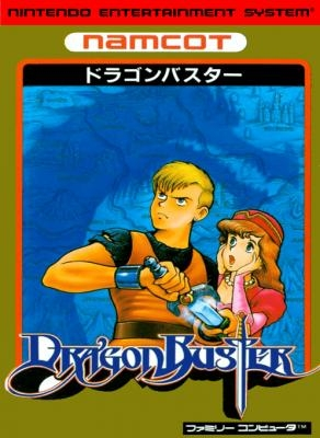Dragon Buster Japan Nintendo Entertainment System Nes Rom Download Wowroms Com