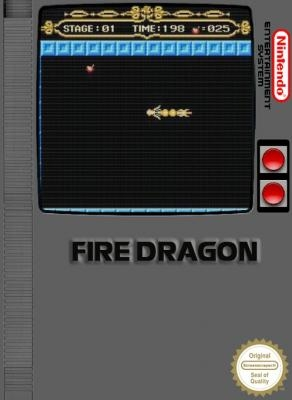 Fire Dragon Asia Unl Nintendo Entertainment System Nes Rom Download Wowroms Com Start Download