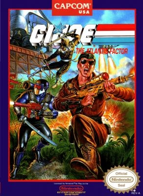 G.I. Joe : The Atlantis Factor image