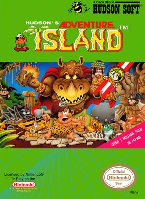 Adventure Island [USA] Descarga Mediafire