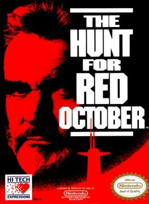 The Hunt for Red October [USA] image