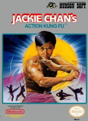 Jackie Chan's Action Kung Fu [Europe] image