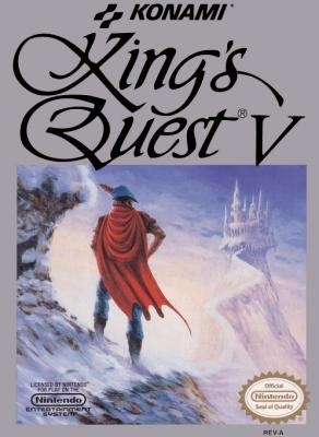 King's Quest V [USA] image